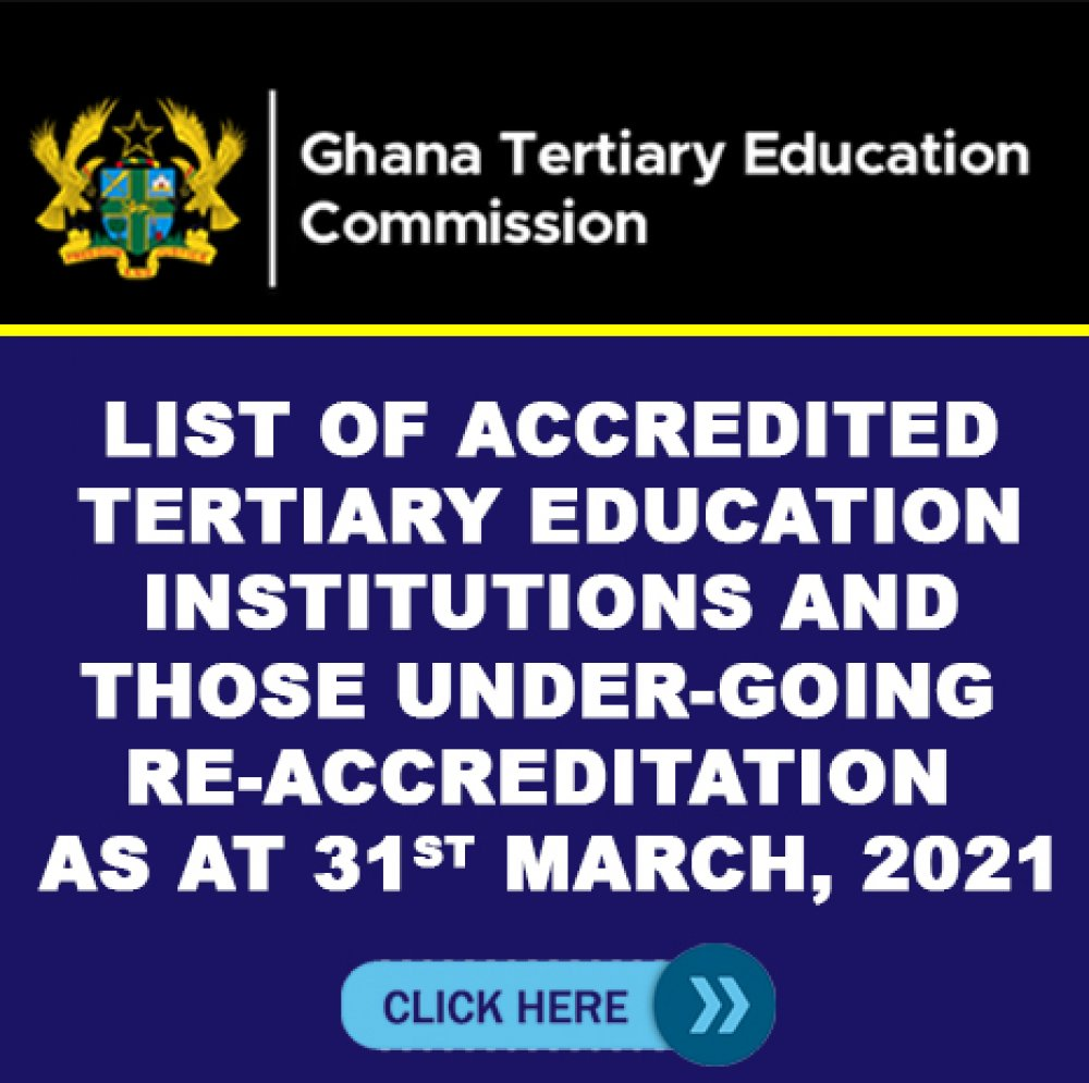 GHANA TERTIARY EDUCATION COMMISSION-1