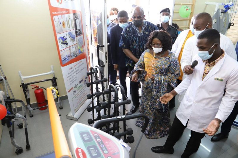 Jubilee House Clinic gets physiotherapy unit