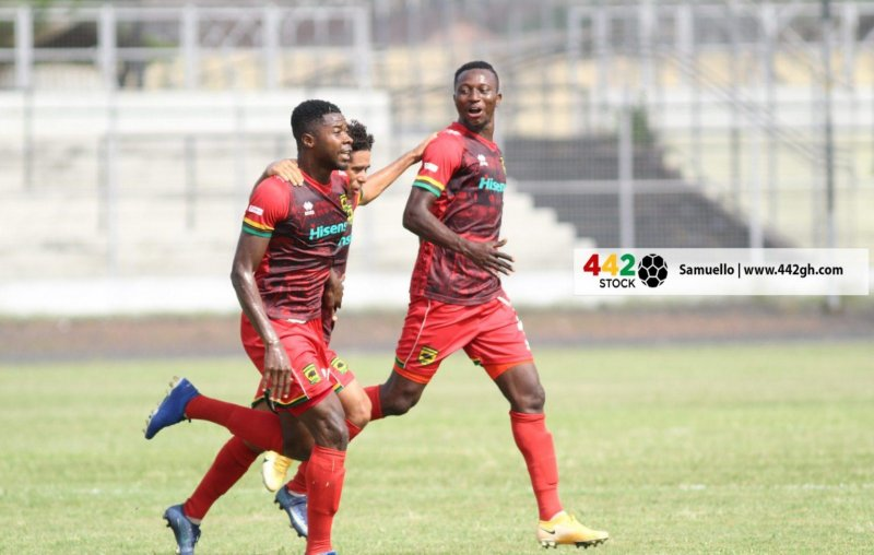 Kotoko hammer Bechem United 4-0 in an outstanding GPL game