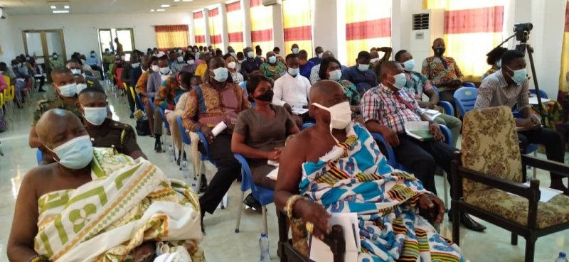 Volta Regional Minister calls for collaboration to develop the region