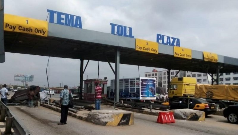 Tema Tollbooth Accident: Injured discharged, police investigation intensifies